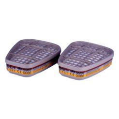 3Μ 6057 ABE1 Φίλτρα Προστασίας Οργανικών Ατμών (ζεύγος)