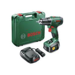 Δραπανοκατσάβιδο Επαναφορτιζόμενο με 2 μπαταρίες 18V (1,5Ah) Bosch PSR 1800 LI-2 (06039A3101)