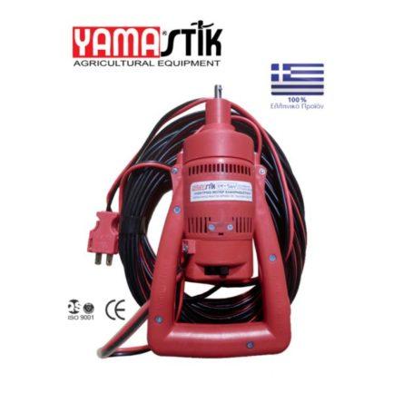Ελαιοραβδιστικό Yamastik ΝΙΦΑΔΑ X12 με Χειριστήριο 12-18V