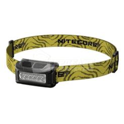 Φακός LED Κεφαλής Επαναφορτιζόμενος NITECORE NU10 160 Lumens