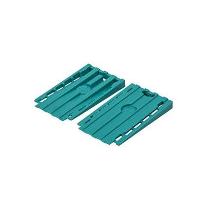 Σφήνες Πλαστικές Γενικής Χρήσης Σετ 30 τμχ WOLFCRAFT 6946000