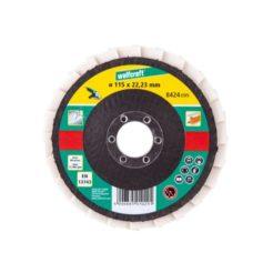 Δίσκος Λείανσης Γωνιακού Τροχού 115mm WOLFCRAFT 8424099