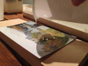 Διακοσμητικές Ιδέες με υγρό γυαλί