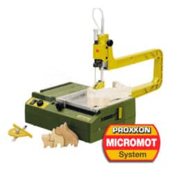 PROXXON MICROMOT DS 230/E 27088 - Σέγα Επιτραπέζια - Ηλεκτρικό Πριόνι Μοντελισμού
