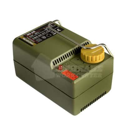 PROXXON MICROMOT 28707 - Προσαρμογέας / Μετασχηματιστής Ρεύματος με Ρύθμιση Μεταβλητής Ταχύτητας NG 2/E