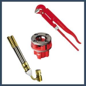 Εργαλεία Υδραυλικού