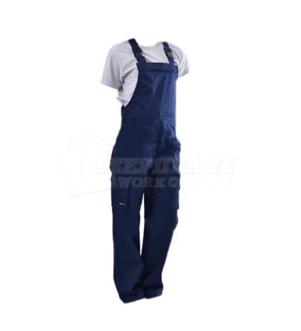 Φόρμα Εργασίας με Τιράντα ERGOLINE (Μπλε)
