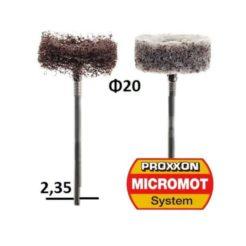 PROXXON 28282 - Βούρτσες Γυαλίσματος Scotch Μοντελισμού 20mm Σετ 2 τμχ
