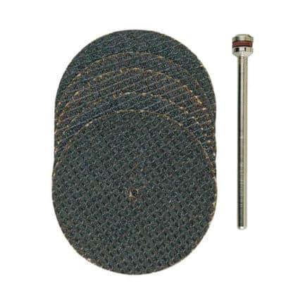 PROXXON MICROMOT 28818 - Δίσκοι Κοπής Οξειδίου Αλουμινίου 38mm Σετ 5 τμχ
