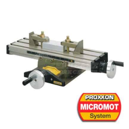 PROXXON MICROMOT 27100 - Τραπέζι Εργασίας Μοντελισμού με Διασταυρούμενες Κινήσεις KT 70
