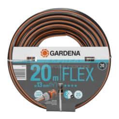 Λάστιχο Ποτίσματος Flex 13mm 1/2″ 20 m Gardena 18033-20