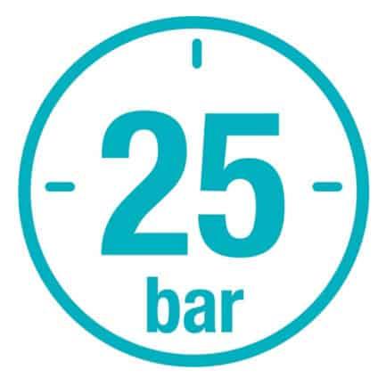 Αντοχή σε πίεση 25 bar - Λάστιχα ποτίσματος Gardena