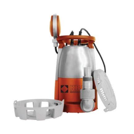KRAFT - MC 750E Αντλία Υποβρύχια Όμβριων - Ακάθαρτων Υδάτων 3 σε 1 750W (43516)
