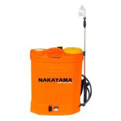 Ψεκαστήρας Πλάτης Μπαταρίας 12 v – 16 lt Nakayama NS1612