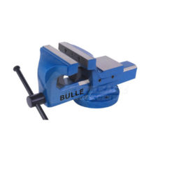BULLE 64058 - Μέγγενη Ατσάλινη Σταθερή Industrial 175 mm