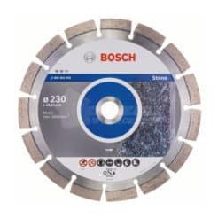 Διαμαντόδισκος Κοπής Πέτρας 230 mm Expert for Stone BOSCH 2608602592