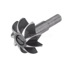 Κόφτης Ημι-στρογγυλωμάτων 35 x 11 mm Wolfcraft 3267000