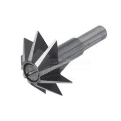 Κόφτης Στρογγυλωμάτων 35 x 10 mm Wolfcraft 3265000