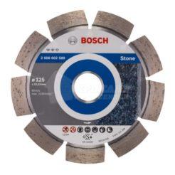 Διαμαντόδισκος Κοπής Πέτρας 125 mm Expert for Stone BOSCH 2608602589