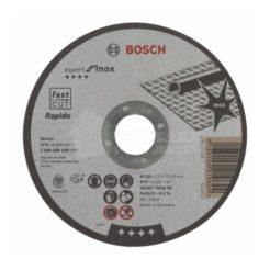 Δίσκος Κοπής Inox 125 mm Bosch 2608600549