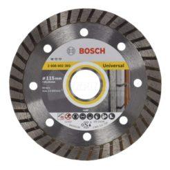 Διαμαντόδισκος Κοπής 115 mm Standard for Universal Turbo BOSCH 2608602393