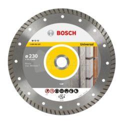 Διαμαντόδισκος Κοπής 230 mm Standard for Universal Turbo BOSCH 2608602397