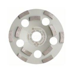 Διαμαντόδισκος Λείανσης Μπετού Ποτηροειδής 125 mm Expert for Concrete BOSCH 2608602552