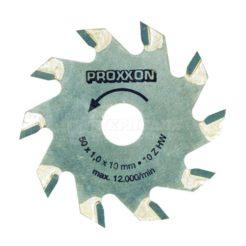 Proxxon 28016 Δίσκος Κοπής Βολφραμίου 50 mm 10 Δοντιών
