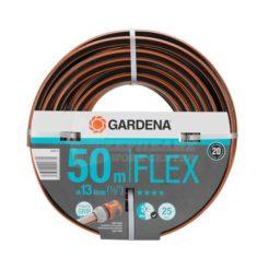 """Λάστιχο Ποτίσματος Flex 13mm 1/2"""" 50 m Gardena 18039-20"""