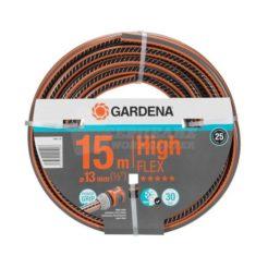 """Λάστιχο Ποτίσματος High Flex 13mm 1/2"""" 15 m Gardena 18061-20"""
