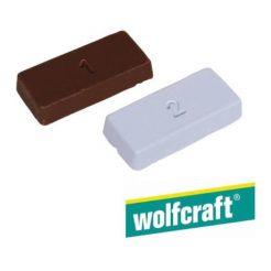 Wolfcraft 2134000 Πάστες Γυαλίσματος Μετάλλων