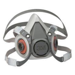 3Μ 6200 Μάσκα Προστασίας Μισού Προσώπου