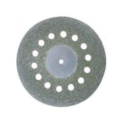 Proxxon 28654 Διαμαντόδισκος Μοντελισμού 23 mm με Τρύπες Ψύξης για Κόφτη Mic
