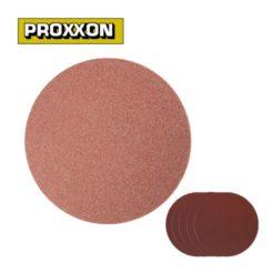 Proxxon Δίσκοι Λείανσης Αυτοκόλλητοι για TG 125/E Σετ 5 τμχ