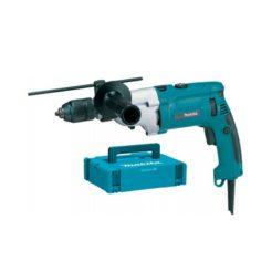 MAKITA HP2071FJ Κρουστικό Δράπανο 2 Ταχυτήτων 20 mm 1010W