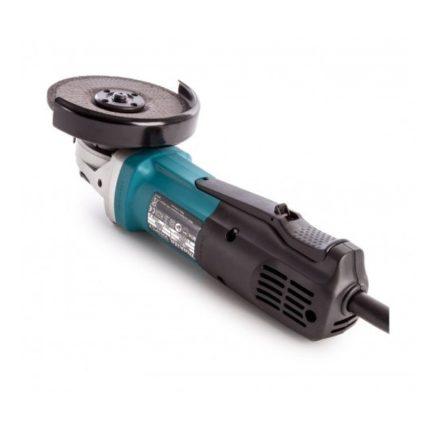 MAKITA 9565PCV01 Γωνιακός Τροχός 125 mm με Ρυθμιζόμενη Ταχύτητα 1400 W