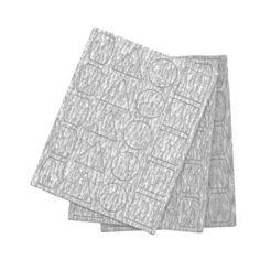 Proxxon 28826 Γυαλόχαρτα Αυτοκόλλητα για Τριβείο PS 13 Νo 400 Σετ 60 τμχ (3 Φύλλα x 20 τμχ)