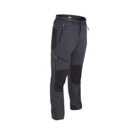 Παντελόνι APU LAVA 80502 Ανθρακί