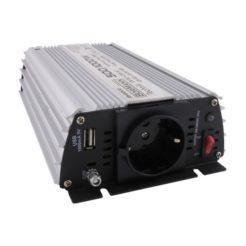 BORMANN BMI1000 Μετασχηματιστής - Inverter 12 V - 220 V 1000 W (022534)