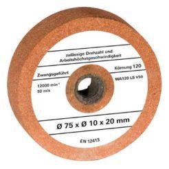 EINHELL 4412625 Πέτρα Δίδυμου Τροχού 75 x 10 x 20 mm