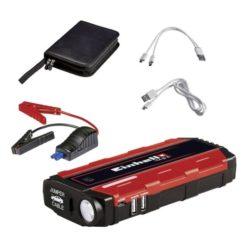 EINHELL CE-JS 8 Μονάδα Παροχής Ενέργειας – Εκκινητής + Φακός + PowerBank USB (1091511)