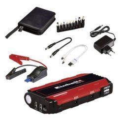 EINHELL CE-JS 12 Μονάδα Παροχής Ενέργειας - Εκκινητής + Φακός + PowerBank USB (1091521)