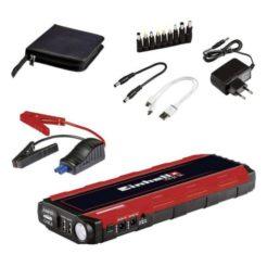 EINHELL CE-JS 18 Μονάδα Παροχής Ενέργειας - Εκκινητής + Φακός + PowerBank USB (1091531)