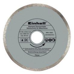 EINHELL 4301170 Διαμαντόδισκος Κοπής Πλακιδίων 180 x 25,4 mm