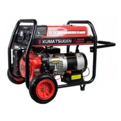KUMATSUGEN GB10000MP Γεννήτρια Βενζίνης Μονοφασική 10 kVA 18 Hp AVR με Μίζα (018438)