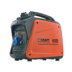 KRAFT 950i - Γεννήτρια Bενζίνης Τετράχρονη Inverter Κλειστού Τύπου, Χαμηλού Θορύβου 700 W (63766)