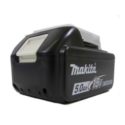 MAKITA 197626-8 Σετ 4 Μπαταρίες 18V/5Ah Li-Ion + Διπλός Φορτιστής σε Makpac