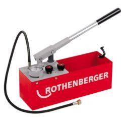 ROTHENBERGER 6.0200 Πρέσα ελέγχου εγκατάστασης RP50
