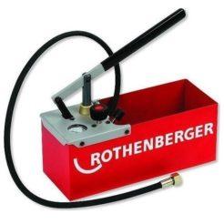 ROTHENBERGER 6.0250 Πρέσα Ελέγχου Εγκατάστασης TP25