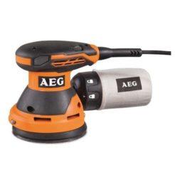 AEG EX125ES Τριβείο Έκκεντρο 300W 125mm